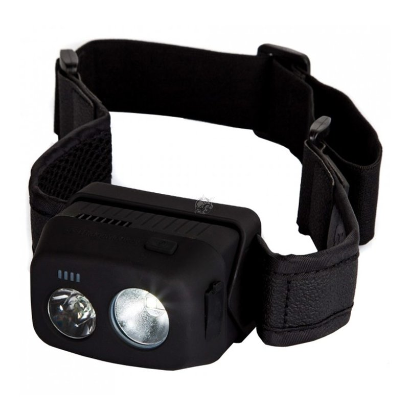 Фонарь налобный Ridge Monkey VRH300 USB Rechargeable Headtorch 200 lm